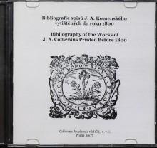 CD_Bibliografie_Komensky